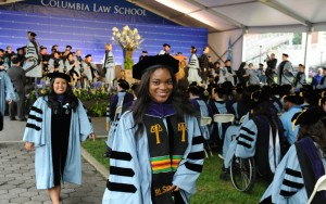 Columbia Law Graduation: May 22, 2014
