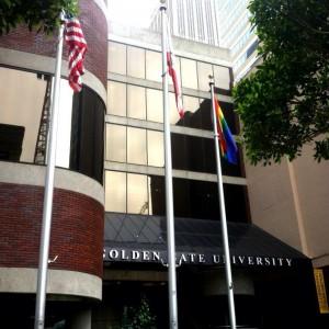 GGU Flags
