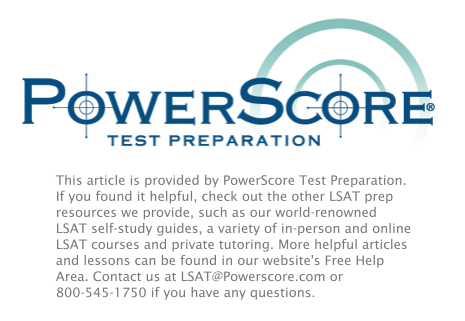 PowerScore Sponsor Logo TEXT III