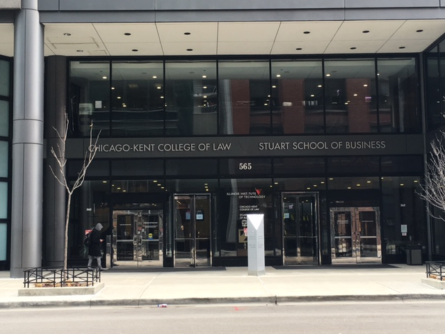 Kent Law School >> Day 28 Iit Chicago Kent College Of Law Gives Students A Practical
