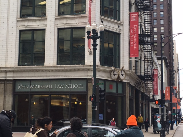 day 30 john marshall law school chicago is illinois biggest law