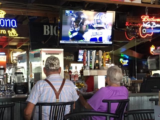 Sports Bar at Baylor